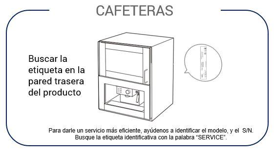 Instrucciones Cafeteras