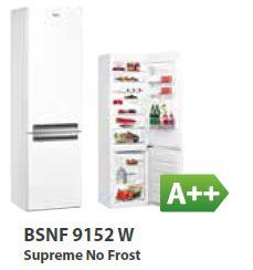 BSNF 9152 W Supreme No Frost