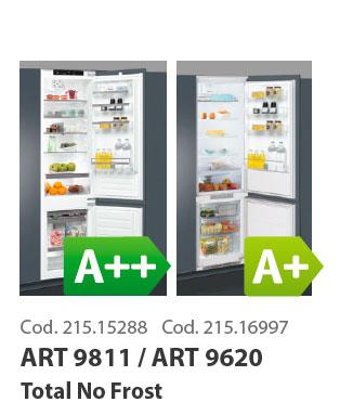 ART 9811 / ART 9620 Total No Frost